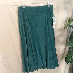 Relativity corduroy skirt size 12 new